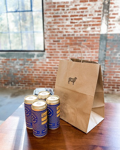 Selvedge Brewing Takeout